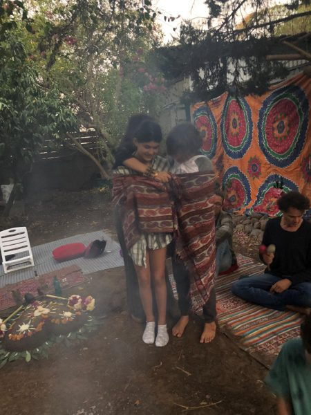 Cacao Birthday Ceremony for 13 year Old